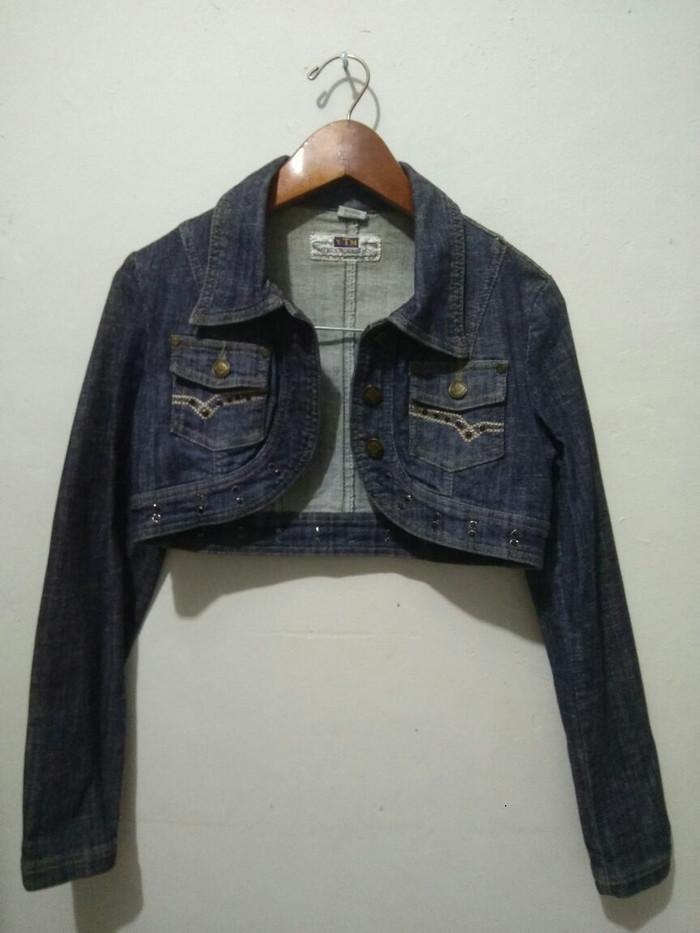 78+ Gambar Jaket Jeans Ngatung Terbaik