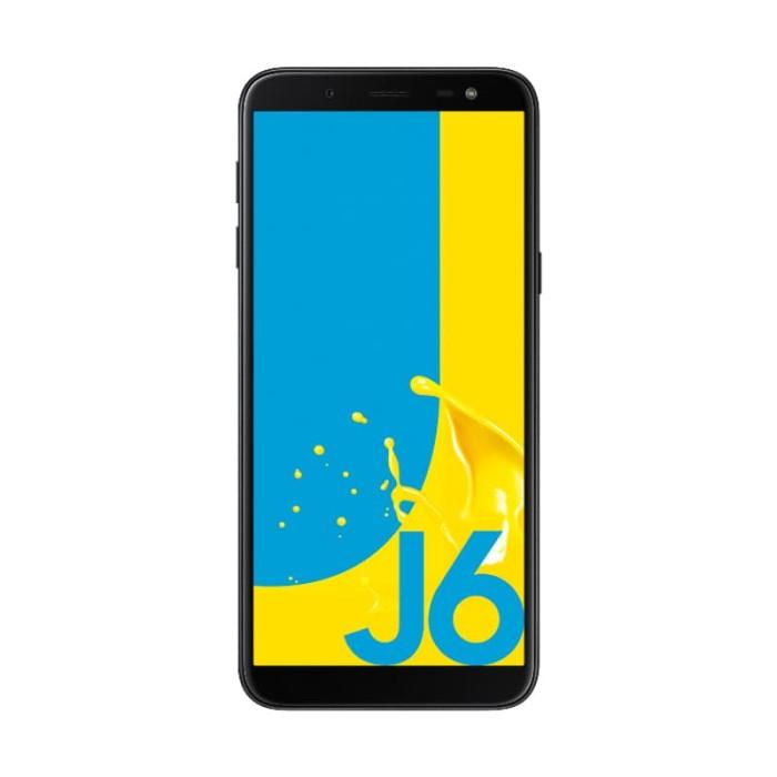 harga Samsung galaxy j6 black (j600) garansi resmi Tokopedia.com
