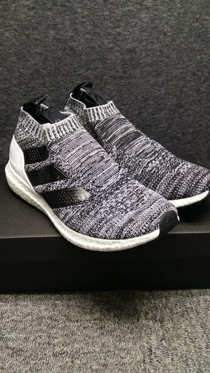 huge selection of 6ee9a 888f2 Jual Sepatu Adidas Ace 16+ Purecontrol Ultra Boost Oreo - Jakarta Selatan -  Arena Sneakers | Tokopedia