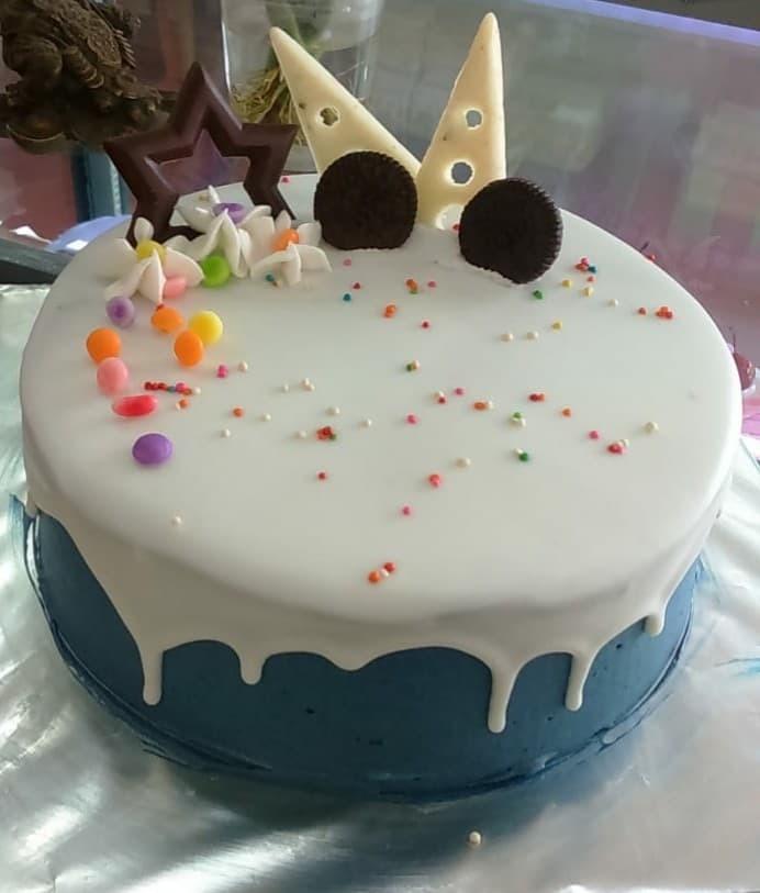 Jual Tart Butter Siram Tart Enak Kue Ulang Tahun Toko Kue Bekasi Jakarta Timur Dflo Cake Bakery Tokopedia