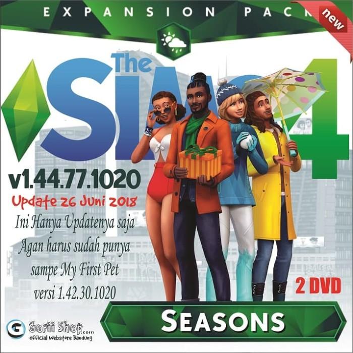 harga The sims 4 update 5 Tokopedia.com