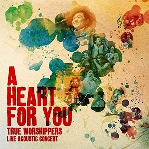 harga True worshippers (live acoustic concert) - a heart for you (cd audio) Tokopedia.com