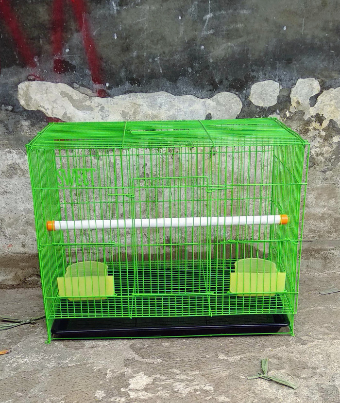 harga Kandang lipat besi kucing burung lovebird kelinci hamster ayam musang Tokopedia.com