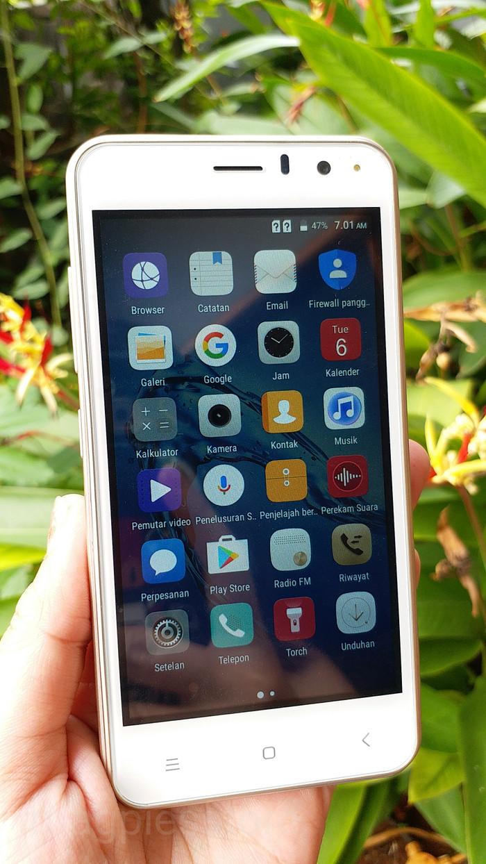 harga Hp 3g android murah 4.5inch ram 1gb/4gb bisa grab gojek gofood game Tokopedia.com