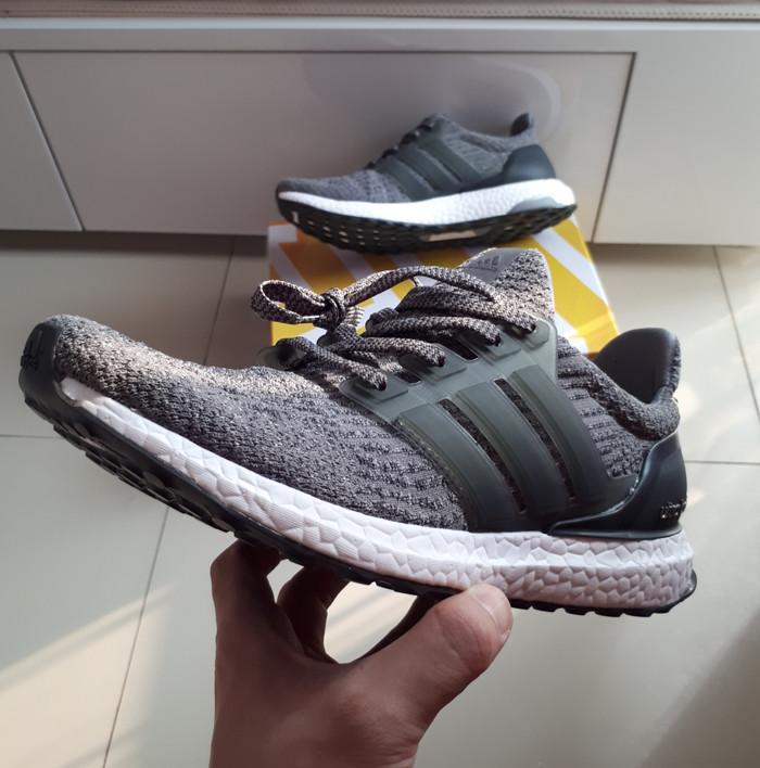 adidas 3 0 basf ultra boost grey real boost ba8849