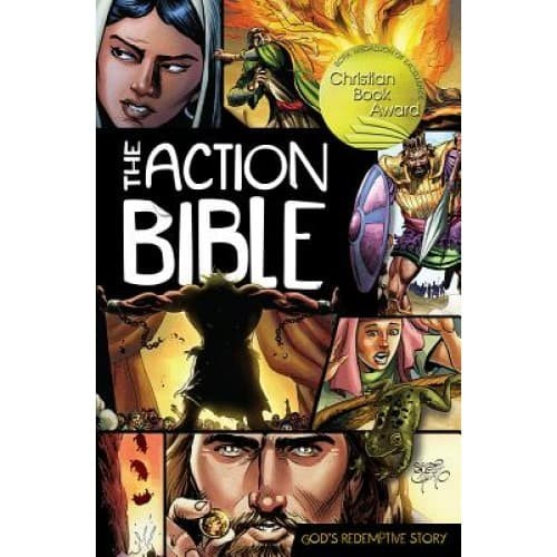 harga The action bible (9780781444996) Tokopedia.com