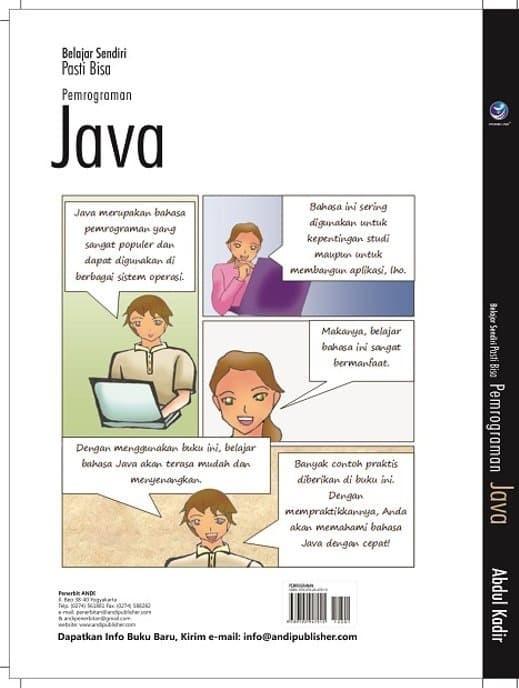 Belajar Sendiri Pasti Bisa Pemrograman Java+cd