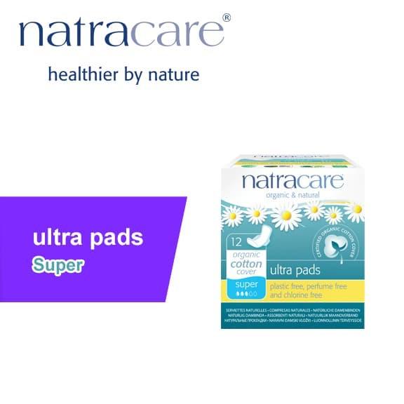 Foto Produk Natracare Ultra Pads Super dari Natracare