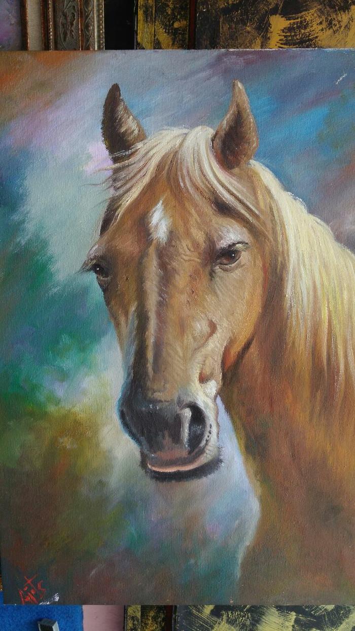 Jual Lukisan Kuda Kota Bekasi ID Gallery