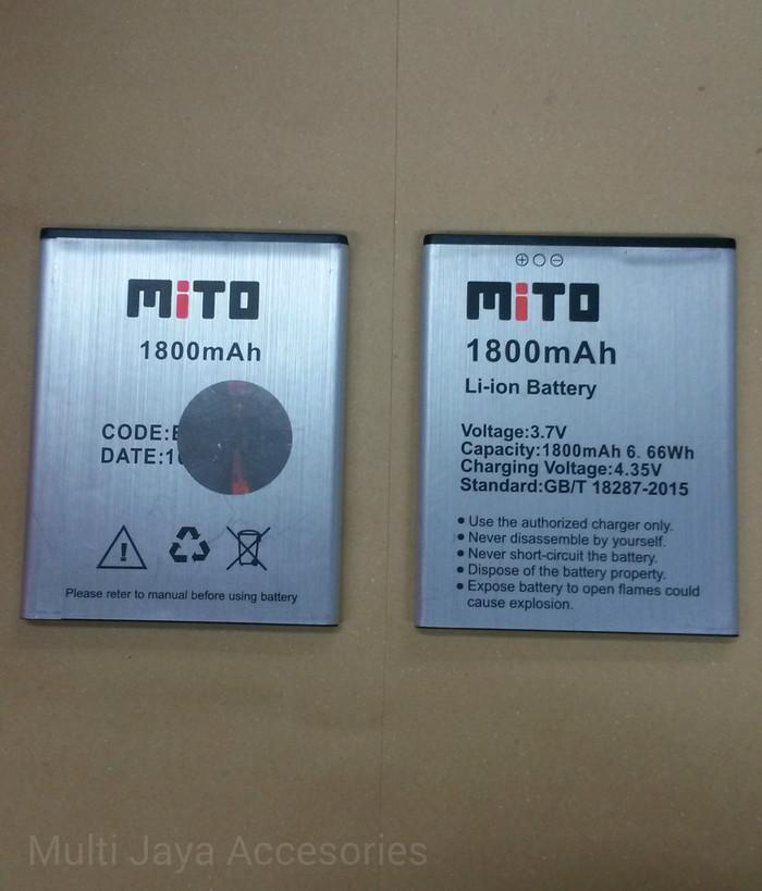 Jual Baterai Original Mito A880 / A990 / BA00132 / ba00132