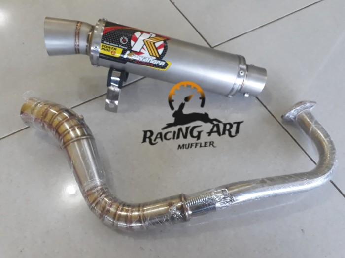 harga Knalpot racing kawahara for matic honda beat mio j nmax scoopy gsx Tokopedia.com