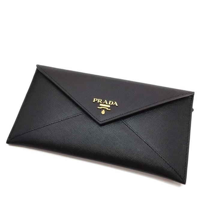 d83c608c1cbde4 Jual Prada Saffiano Envelope Wallet - Missya Shop | Tokopedia