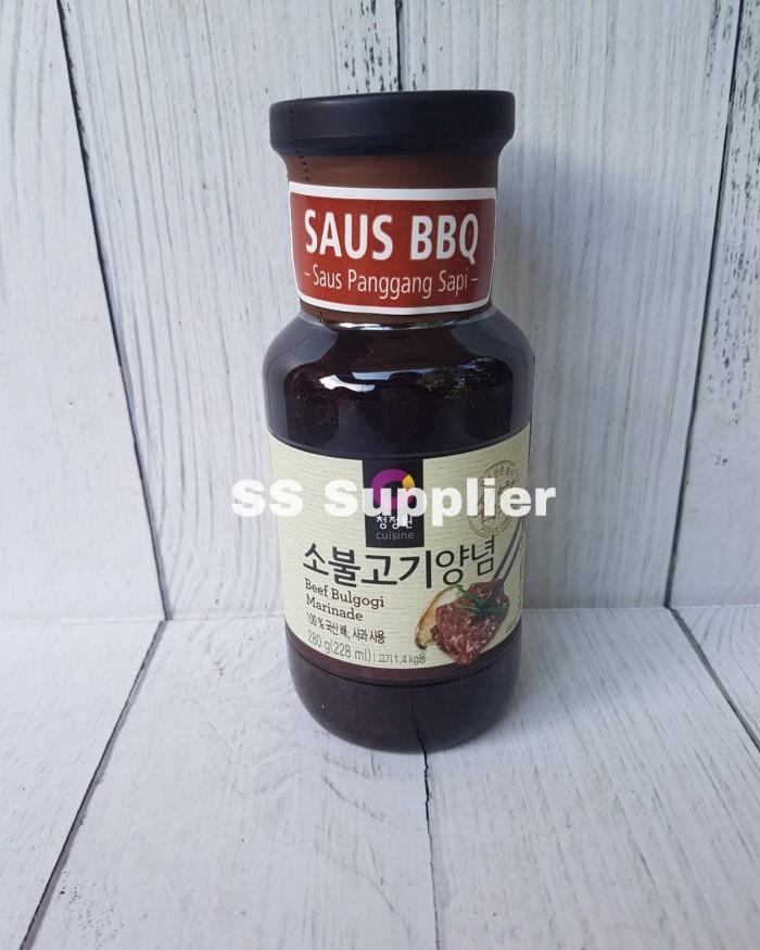 Foto Produk BBQ Bulgogi Daesang 280 GR (merk Chung Jung One) / Bumbu Marinade dari SS Suppliers F&B Jakarta