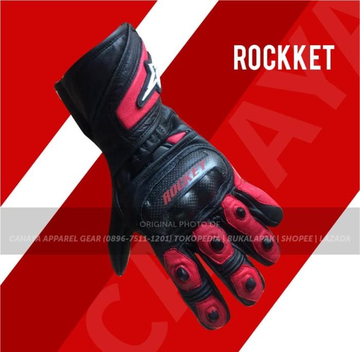 harga Sarung tangan motor balap - alpinestar rocket - model baru keren murah Tokopedia.com