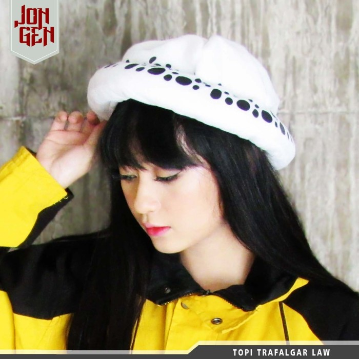 harga Topi trafalgar law (before time skip) Tokopedia.com