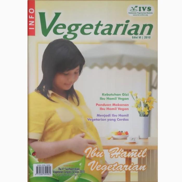 harga Majalah info vegetarian ivs edisi 6 - vegan magazine Tokopedia.com
