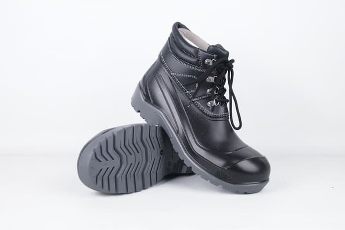 Sepatu Safety Ap Max By Ap Boots Low Safety Boot Sepatu Pria Outdoor -  Hitam 5c644f1370