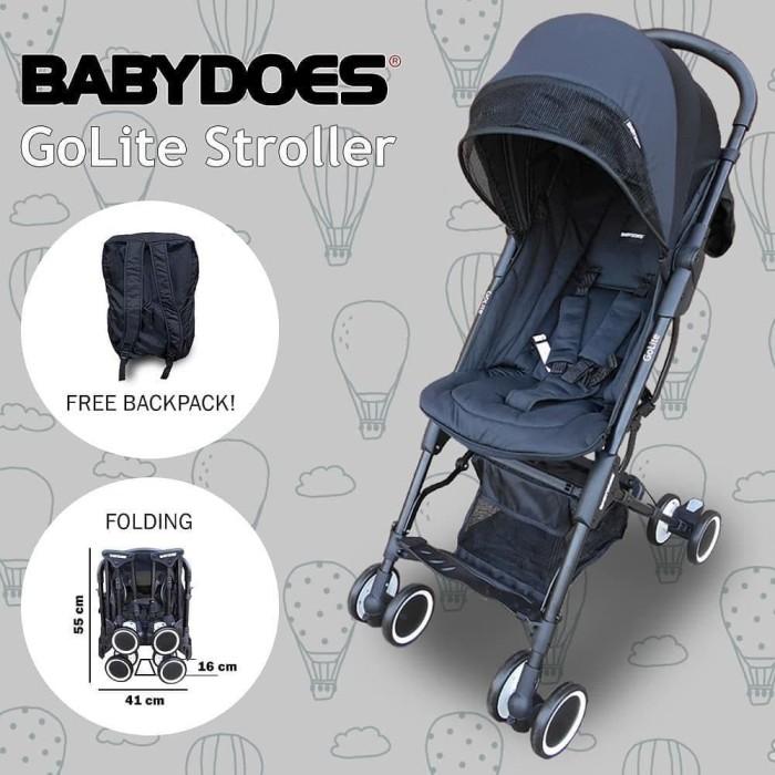 harga Stroller babydoes golite ch 488 Tokopedia.com