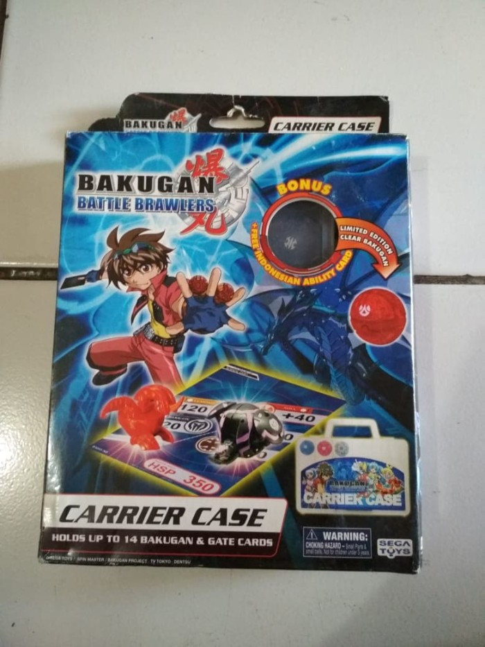 harga Bakugan carrier case Tokopedia.com
