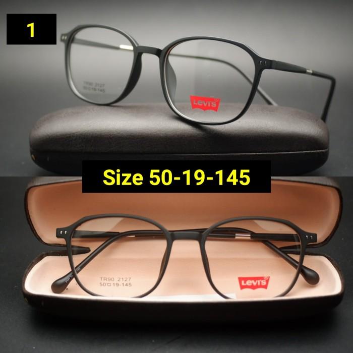 Jual Frame Kacamata Levis 2127 Kacamata Minus Kacamata Baca  501746b51d