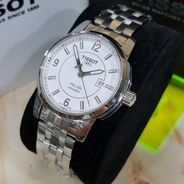 Jual Jam tangan PRIA TISSOT PRC-200 NEW SERIES - Arloji super murah ... 2e6703bd7d