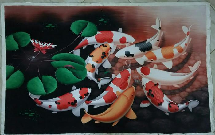 Unduh 770 Koleksi Gambar Ikan Koi Ukuran Besar HD Terbaru