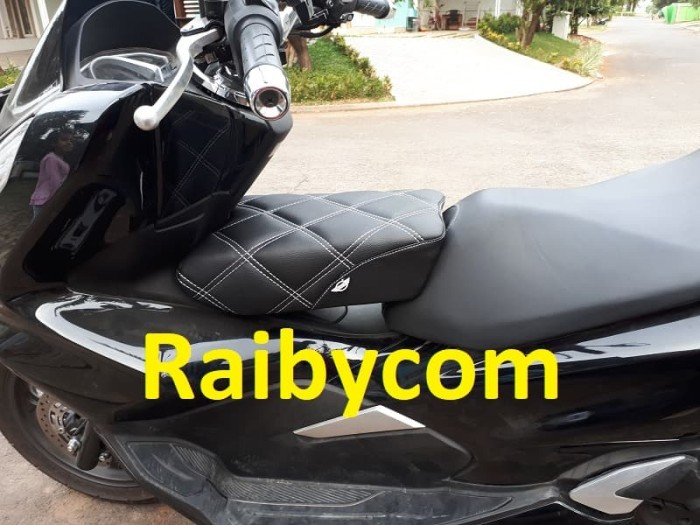 Foto Produk Boncengan Anak Motor PCX Bahan MB TECH Jok Tambahan Kursi Depan Honda dari Raibycom