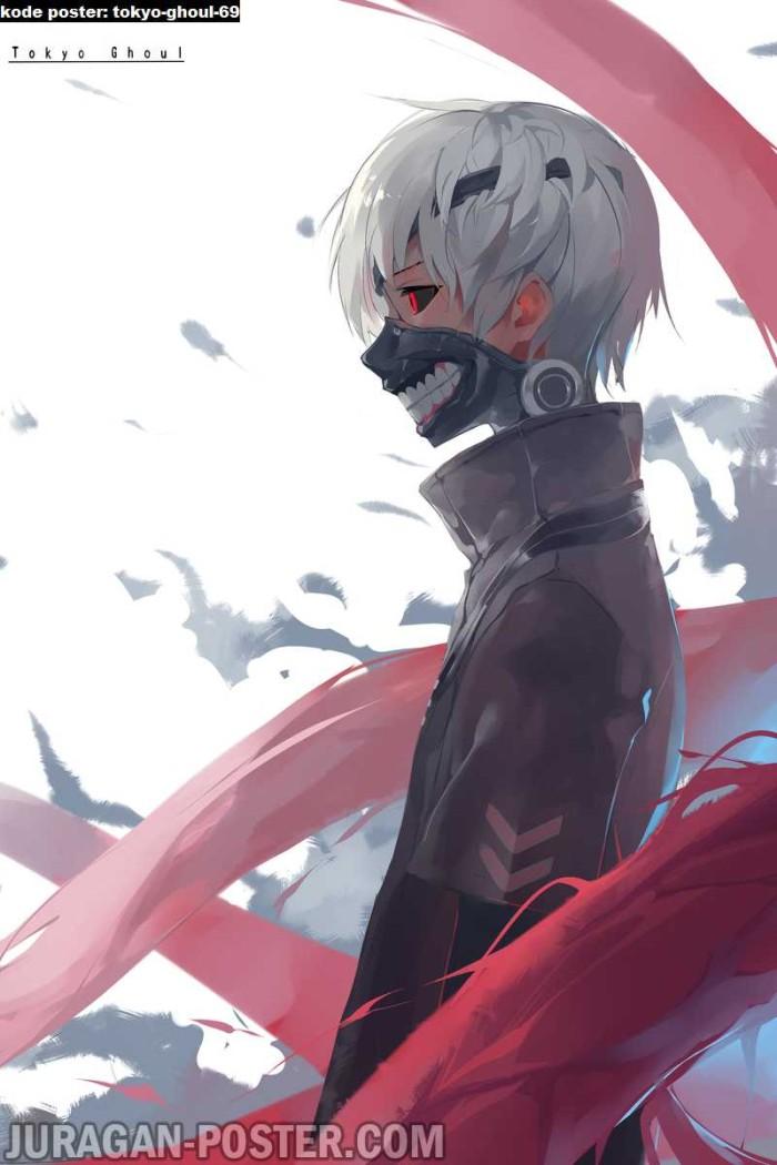 Wallpaper Gambar Anime Tokyo Ghoul Gambarku