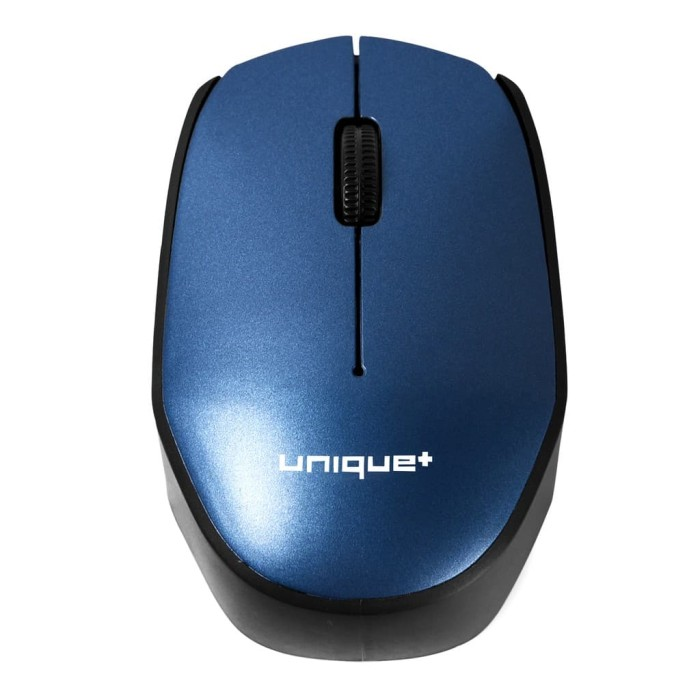 Unique Mouse Wireless For Komputer Laptop PC - Wireless Mouse Standar