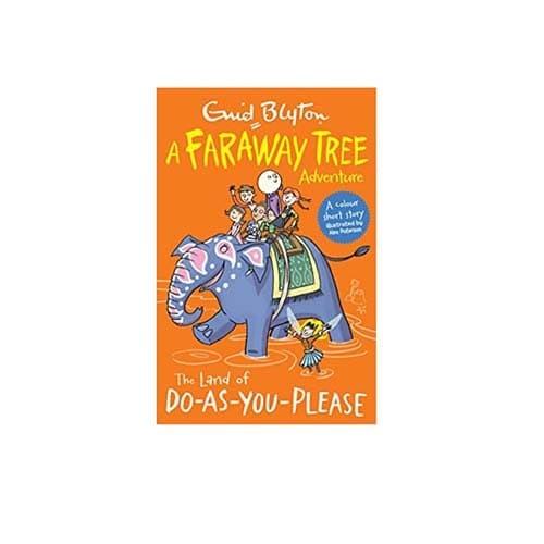 harga Faraway tree - land of do as you please Tokopedia.com