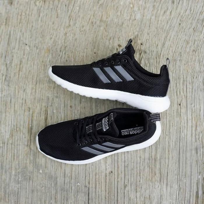 Jual Sepatu Adidas Neo Cloudfoam Lite Racer Core Black Original Bnwb ... c57c1739b2