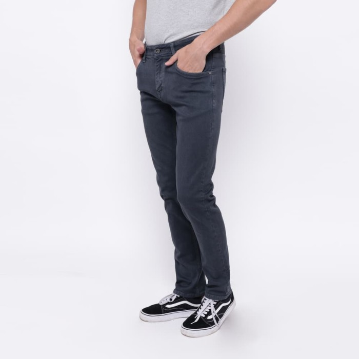 Jual Edwin Celana Jeans 506 37 Grey Slim Fit Pria Panjang Warna Abu Abu Abu Abu Muda 34 Edwin Jeans Os Tokopedia