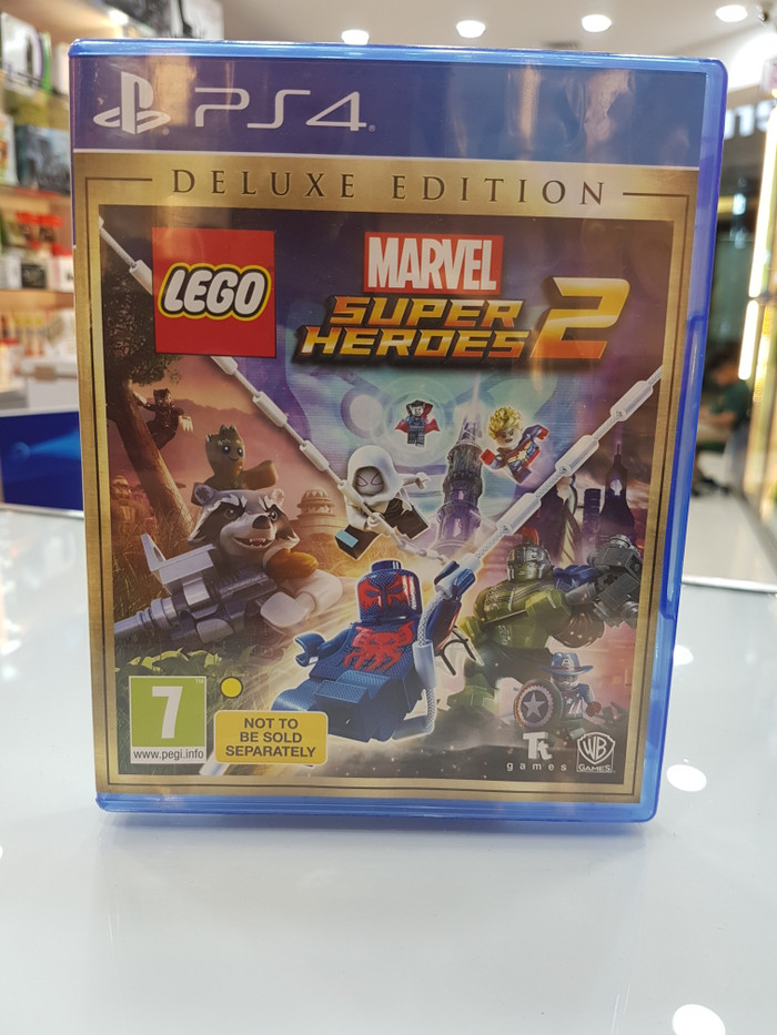 harga Ps4 lego marvel superheroes 2 deluxe reg2 Tokopedia.com
