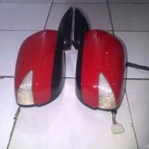 Spion mobil honda jazz rs 1 set original bergaransi