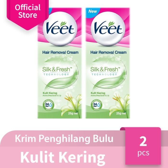 Veet Dry 60gr x 2