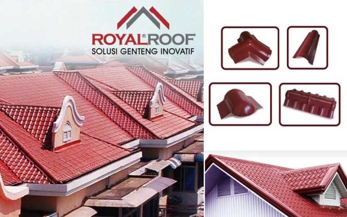 Hasil gambar untuk genteng royal roof cv karya jaya utama