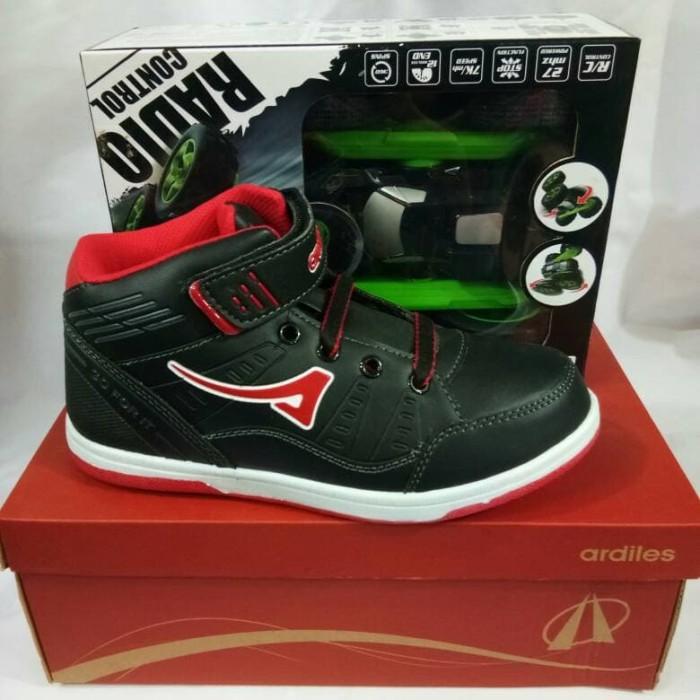 harga Sepatu sekolah ardiles original bis-ccb 01 t (m) berhadiah Tokopedia.com