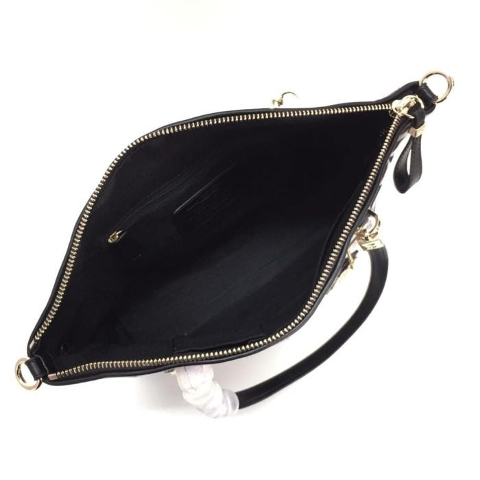 Jual Authentic COACH Madison Kelsey Medium in Signature - Grey Black ... c2634b75a1