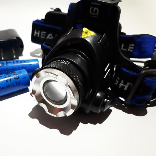 Jual Headlamp Boruit Pro Fire Headlamp V3 Pro Fire New Ready 9pcs