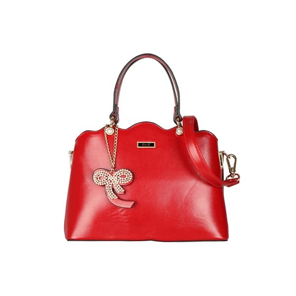 En-ji by palomino maribe handbag - red