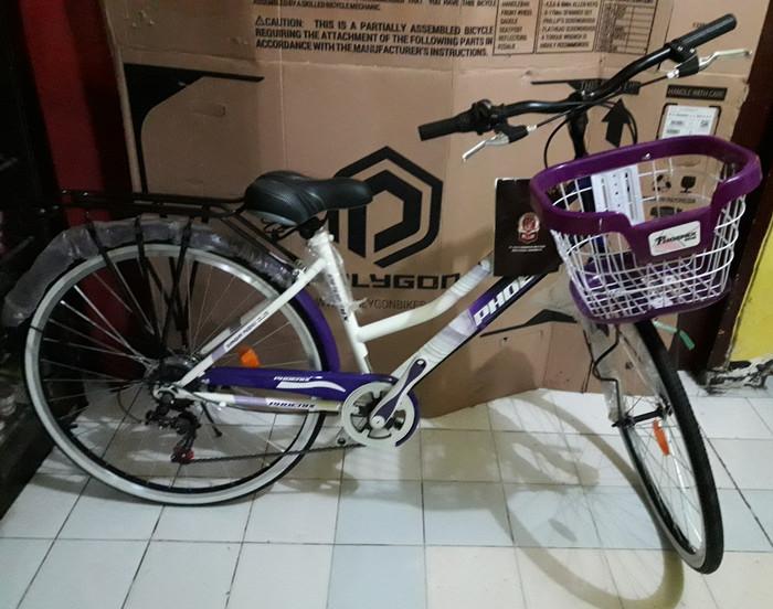 harga Sepeda mini city bike phoenix 26  inchi bukan bmx murah keren Tokopedia.com