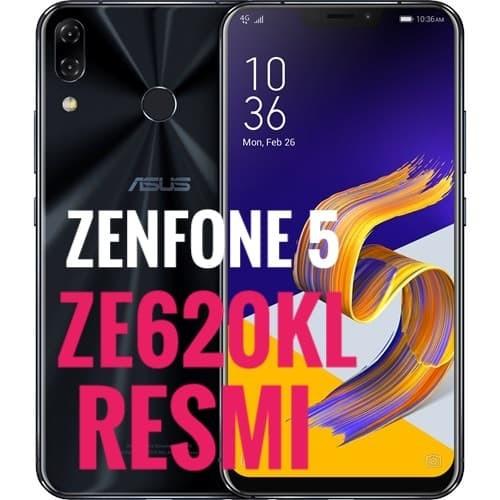 Foto Produk ASUS ZENFONE 5 ZE620KL RESMI ORIGINAL ZE 620 KL ZEN5 - MIDNIGHT BLUE dari Laku8pedia
