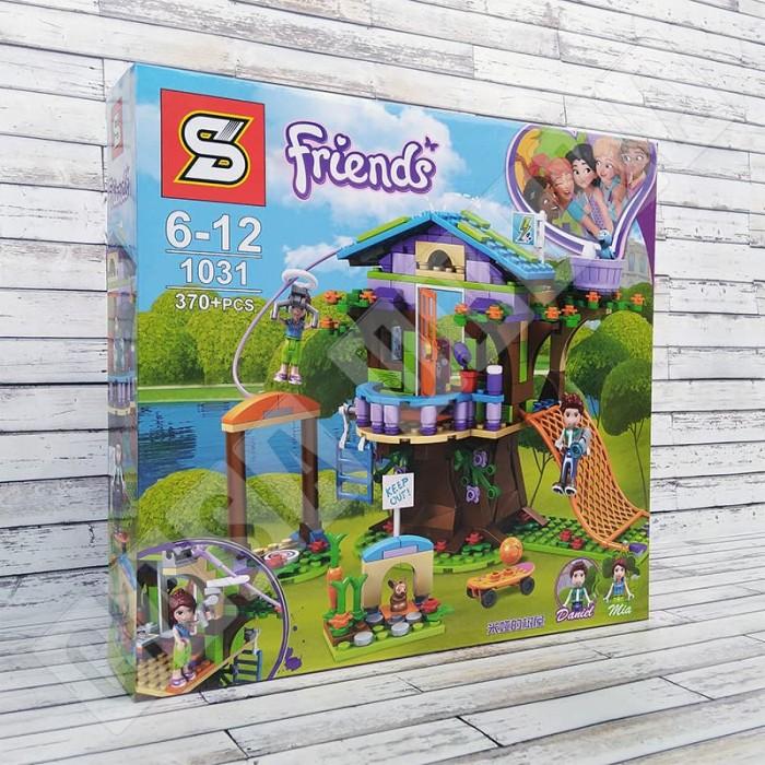 Jual Mia Mias Tree House Lego Friends Brick Sy1031 Sy 1031