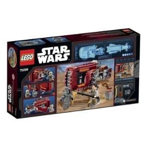 Jual Lego Star Wars 75099 Rey Speeder Set The Force Awakens M