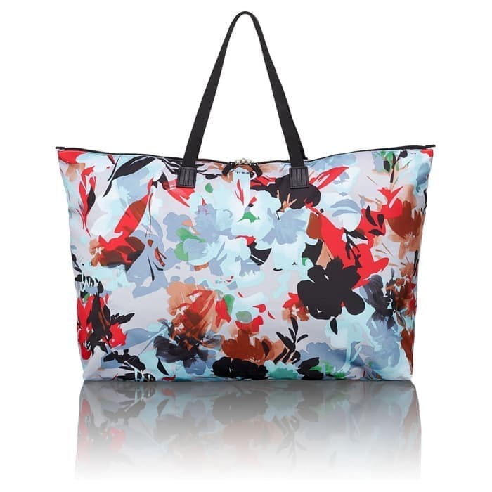 b93994bfd Jual TERLARIS - TUMI VOYAGEUR JUST IN CASE TOTE - PACIFIC FLORAL ...