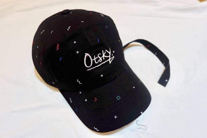 Jual Topi Otsky Long Tail Mix - Otsky Cloth  619a8c65da