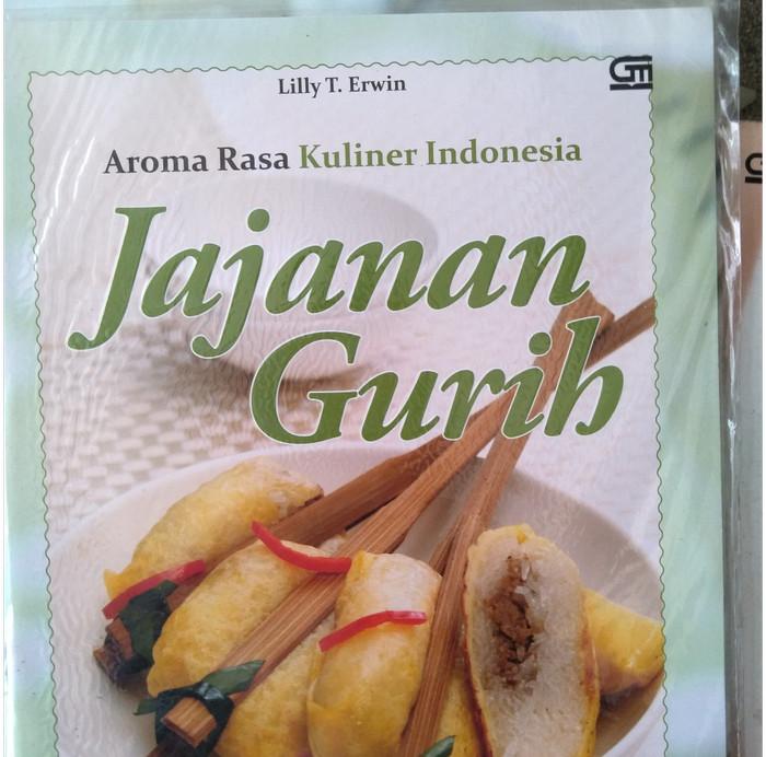 Jual Aroma Rasa Kuliner Indonesia Jajanan Gurih Kota Tangerang Dojo Buku Tokopedia