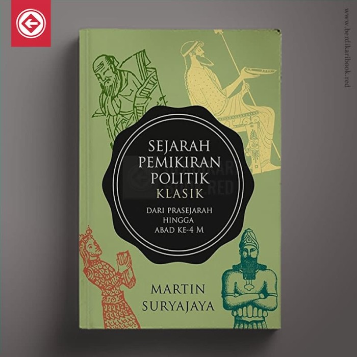 harga Sejarah pemikiran politik klasik: dari prasejarah hingga abad ke-4 m Tokopedia.com