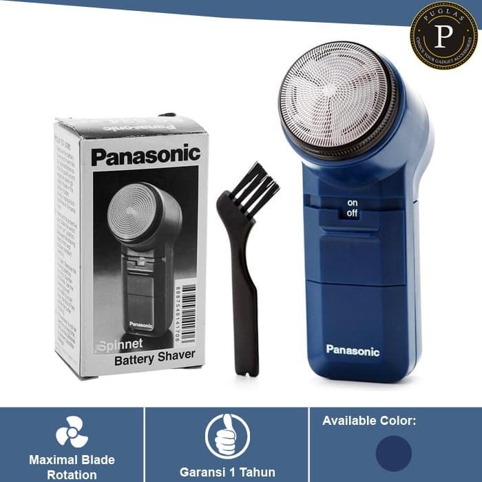 Alat Cukur Kumis Jenggot Panasonic ES-534 - Electric Travel Shaver Ori 82e219bab4