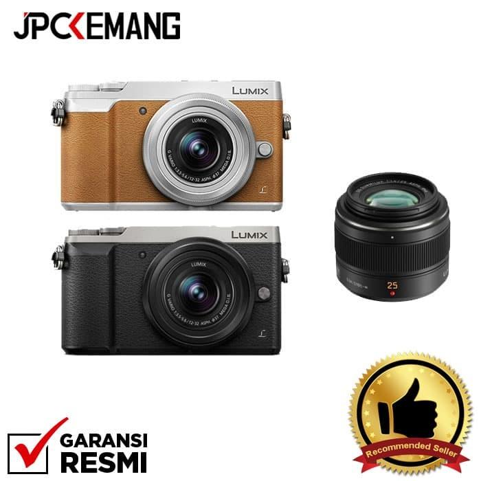 harga Panasonic gx85 kit 12-32mm + panasonic leica 25mm f/1.4 - Tokopedia.com